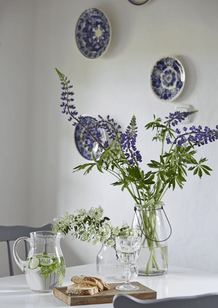 Vase maison de campagne chic