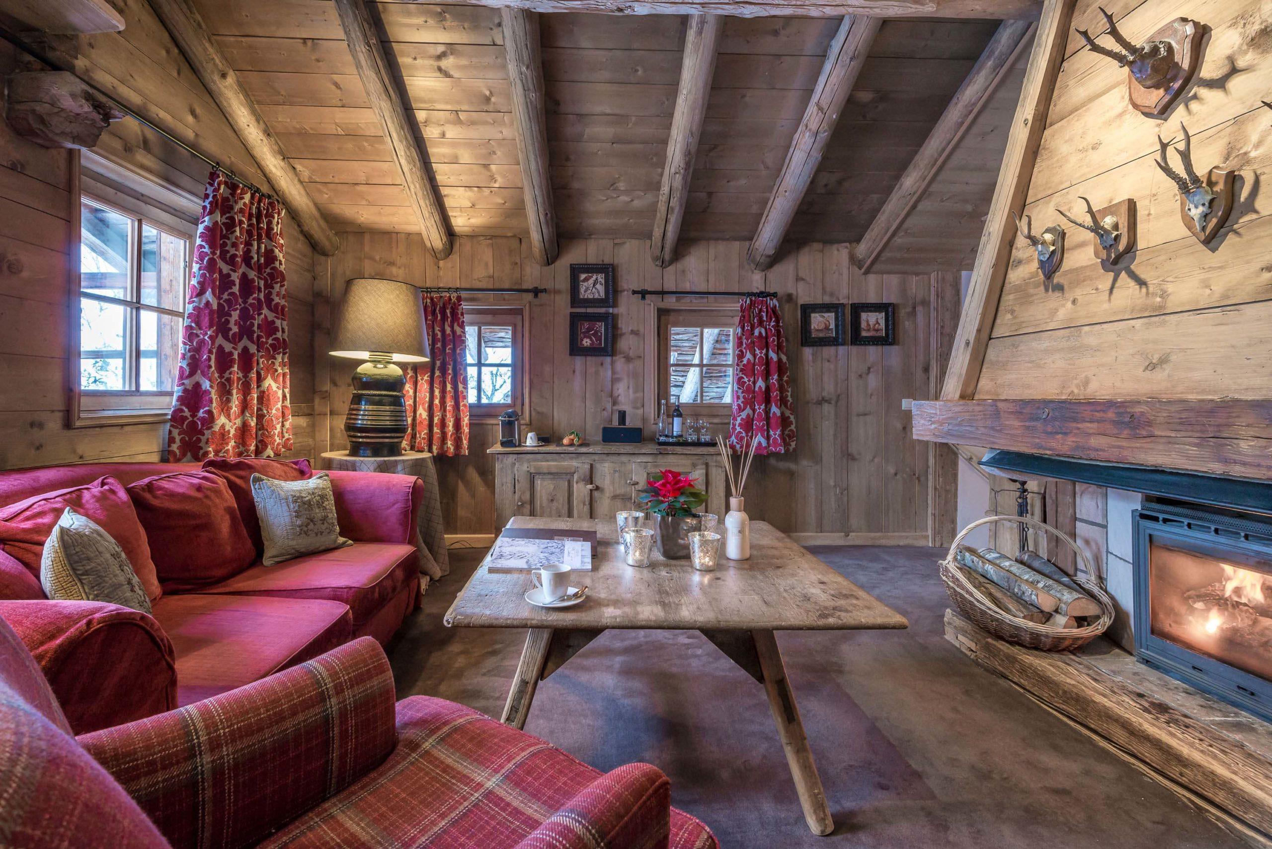 Une maison d'hôte aux magnifiques chalets de charme