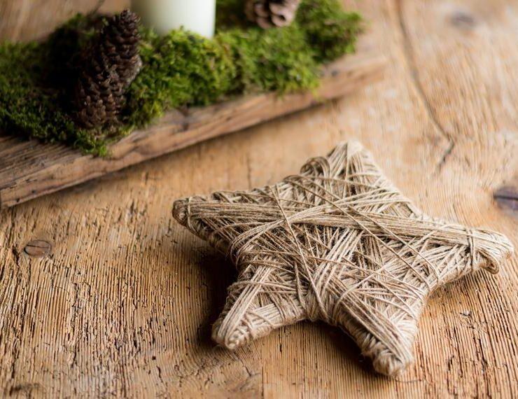 étoile pour sapin de Noël
