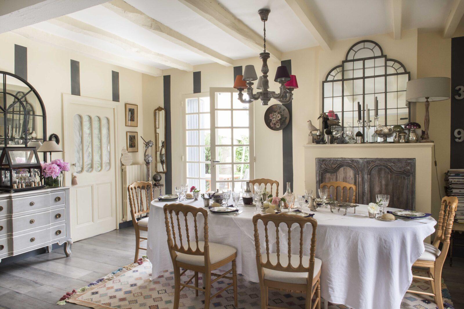 cuisine style moderne classique
