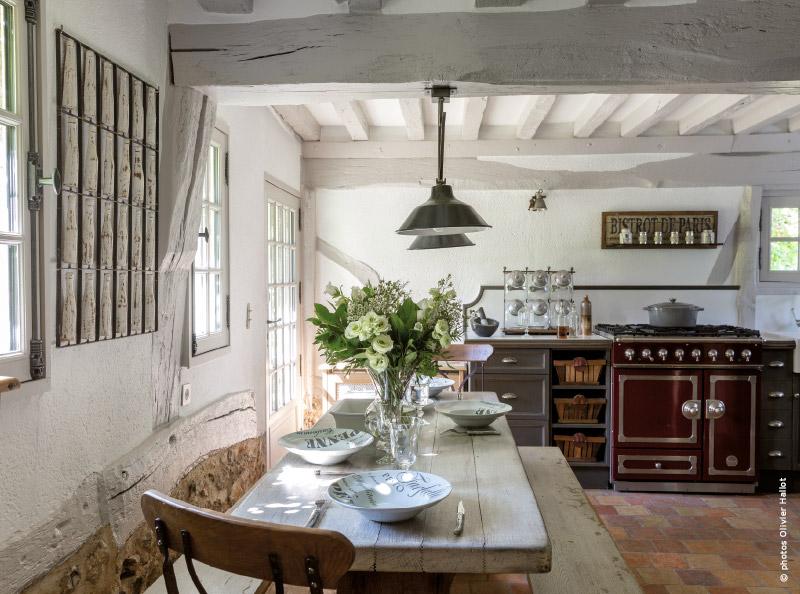 cottage en Normandie