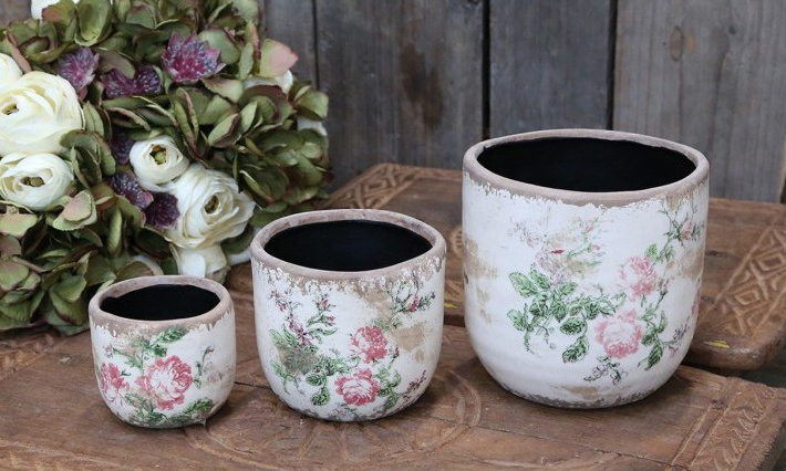 inspiration jardin de pots et cache-pots