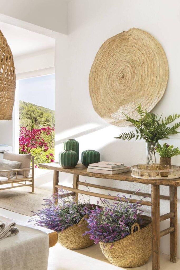 salon style maison méditerranéenne