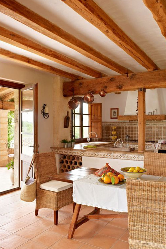 style maison provençal cuisine