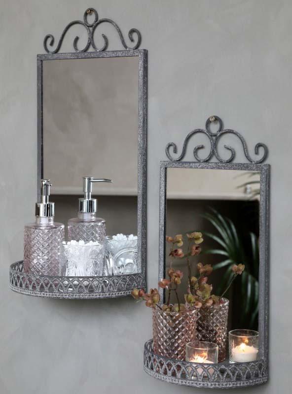 miroir chic antique