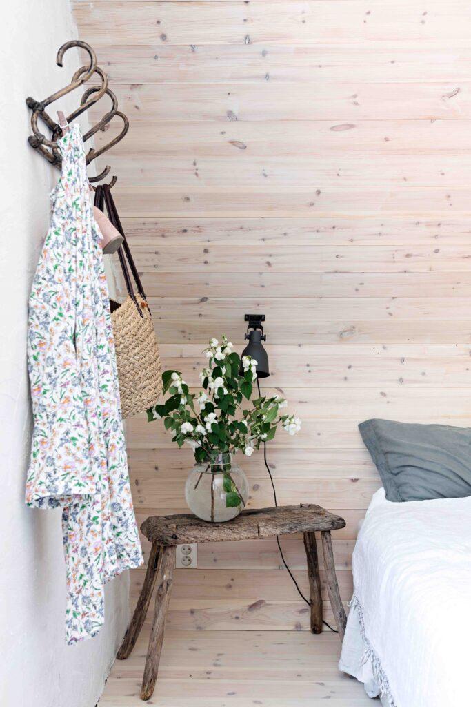 chambre maison style moderne et contemporain