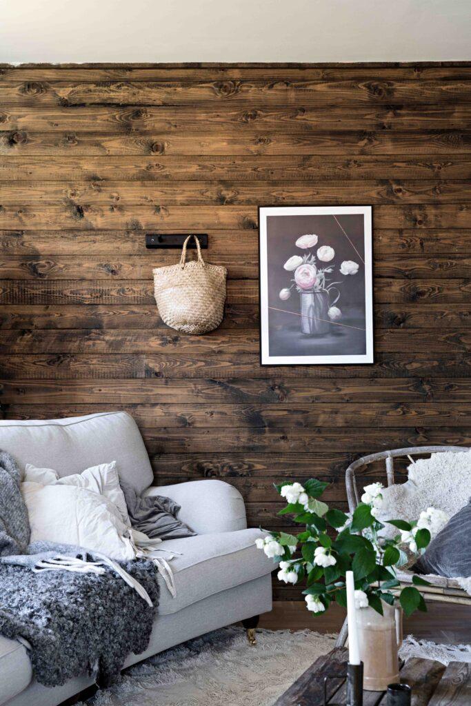 salon maison style moderne et contemporain