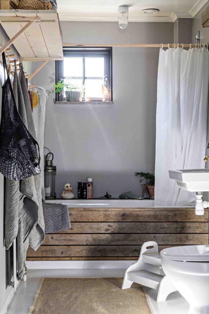 salle de bain maison style moderne et contemporain