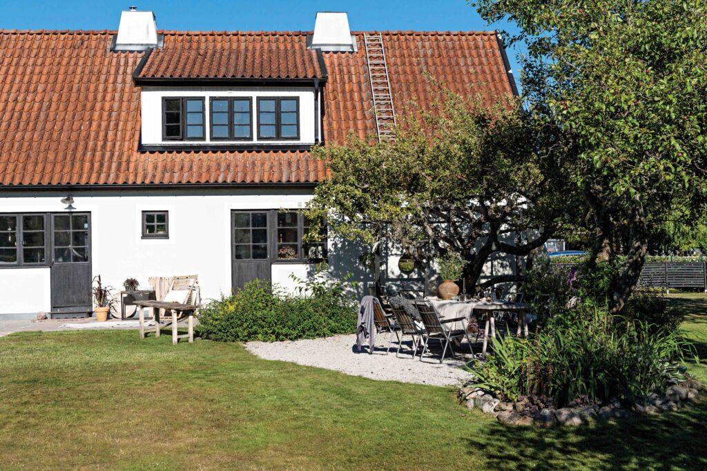 maison style moderne et contemporain