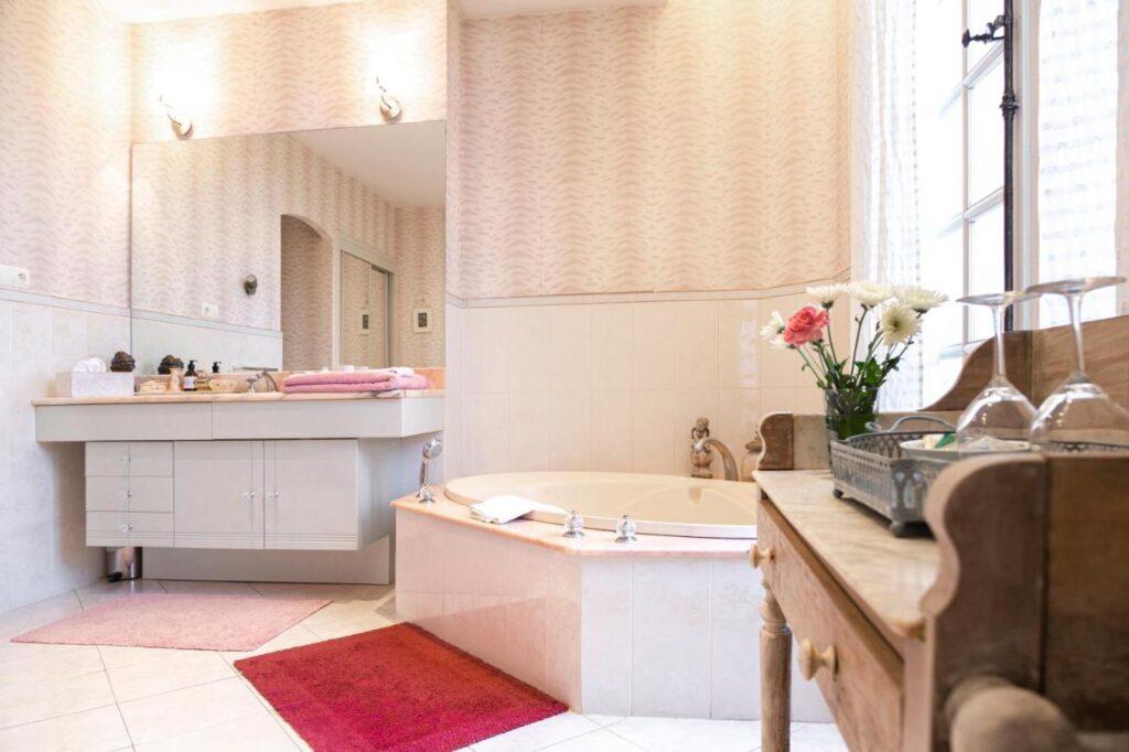 salle de bain maison classique