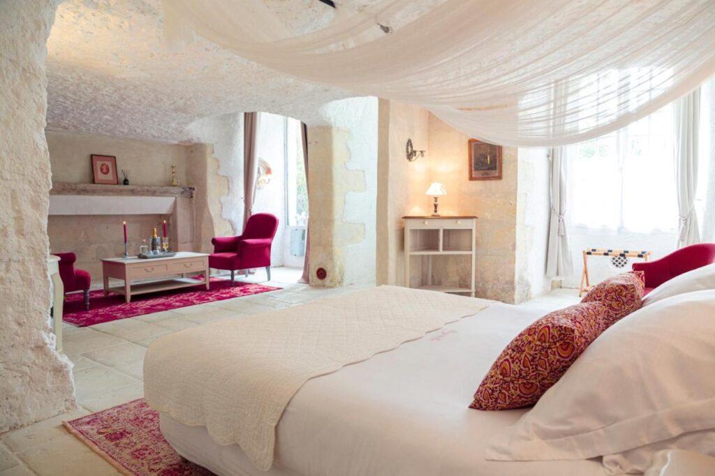 chambre maison classique